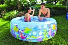 Бассейн детский надувной  Jilong 17026