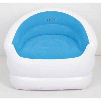 Кресло надувное Jilong 37257 blue